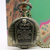 Nightmare Before Christmas Pocket Watch - Teeternal - 2
