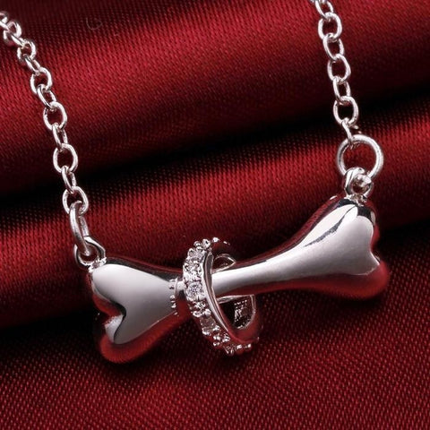 Dog Bone Necklace - Teeternal - 1