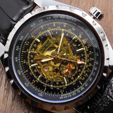 Photochromic Glass Mechanical Watch - Teeternal - 3