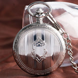 Mechanical Pocket Watch - TEETERNAL - 4