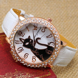 Crystal Cat Watch - Teeternal - 6