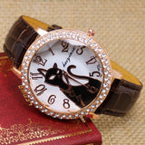Crystal Cat Watch - Teeternal - 3