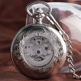 Mechanical Pocket Watch - TEETERNAL - 5