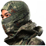 Tactical Camo Face Masks - Teeternal - 3