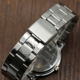 Turnable Dial Steel Band Watch - Teeternal - 13