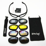 Polarized Military Sunglass Goggles - Teeternal - 6
