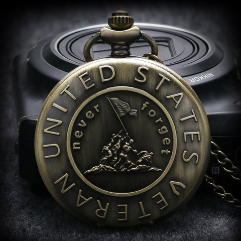 Veteran Pocket Watch - Teeternal - 1