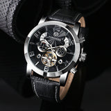 Classical Modern Mechanical Watch - TEETERNAL - 7