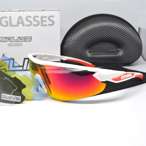 Salice Polarized Cycling Sunglasses