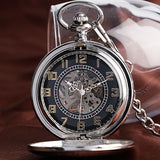 Mechanical Pocket Watch - TEETERNAL - 2