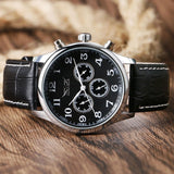 Casual Business Mechanical Watch - Teeternal - 11