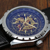 Photochromic Glass Mechanical Watch - Teeternal - 4