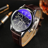 YAZOLE Blue Ray Glass Watch - Teeternal - 1