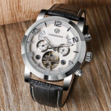 Classical Modern Mechanical Watch - TEETERNAL - 4