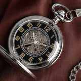 Mechanical Pocket Watch - TEETERNAL - 3