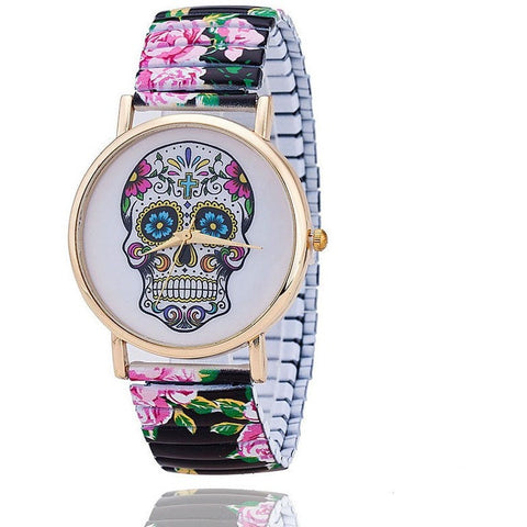 Lady Skull Watch - Teeternal - 1