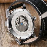 Classical Modern Mechanical Watch - TEETERNAL - 5