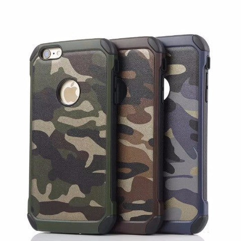 Camo Style Iphone Case - Teeternal - 1