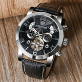 Classical Modern Mechanical Watch - TEETERNAL - 1