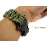Paracord Survival Bracelet - Teeternal - 6