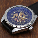 Photochromic Glass Mechanical Watch - Teeternal - 7