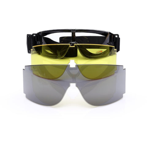 Tactical Shooting Goggles