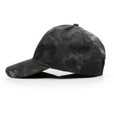 Camo Baseball Hats IV