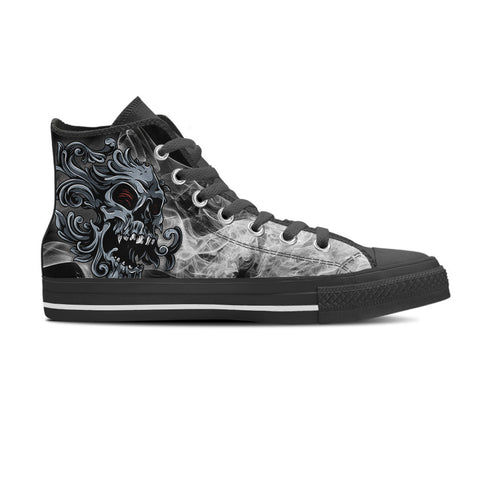 Smoked Skull Shoes