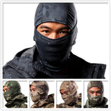 Tactical Camo Face Masks - Teeternal - 1