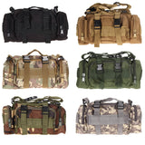 Outdoor Tactical Waist Pack - Teeternal - 7