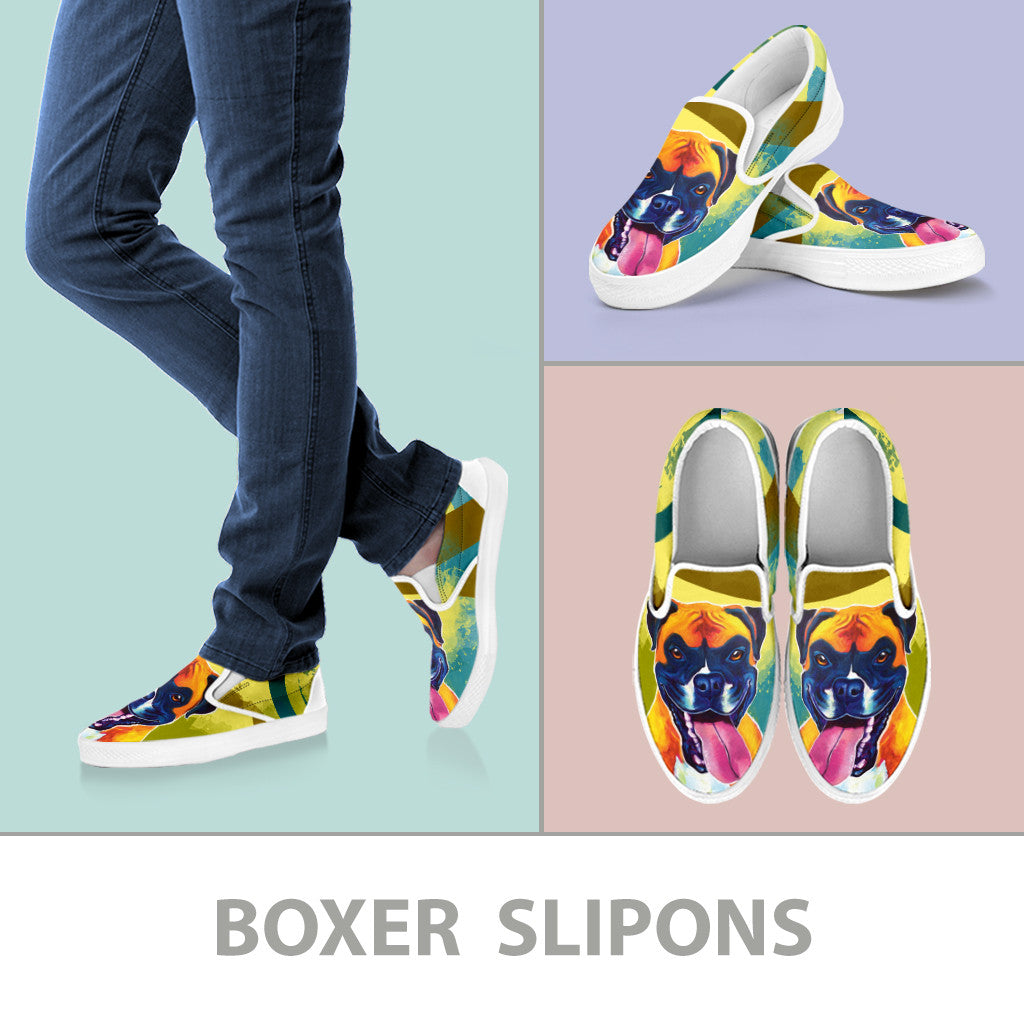 Boxer Slip-On Shoes