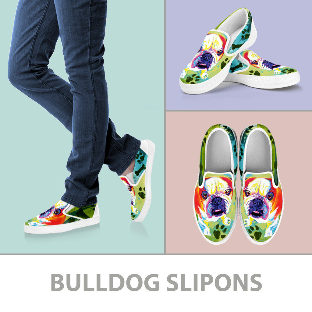 Bulldog II Slip-On Shoes