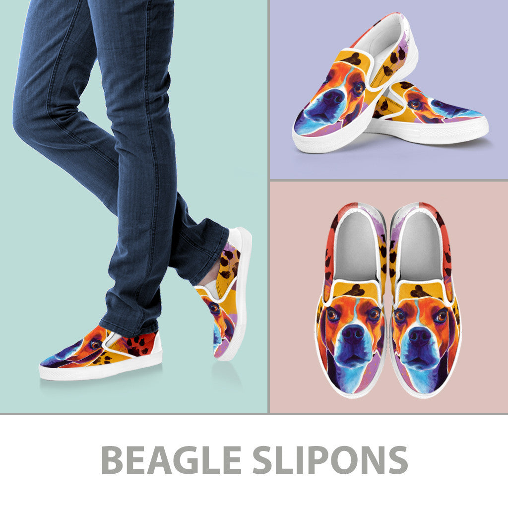 Beagle II Slip-On Shoes