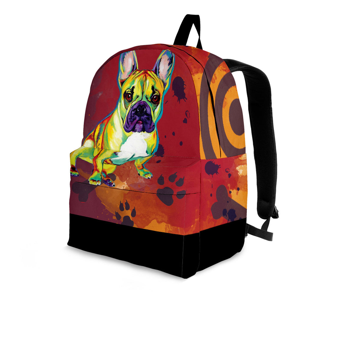 French Bulldog Premium Backpack