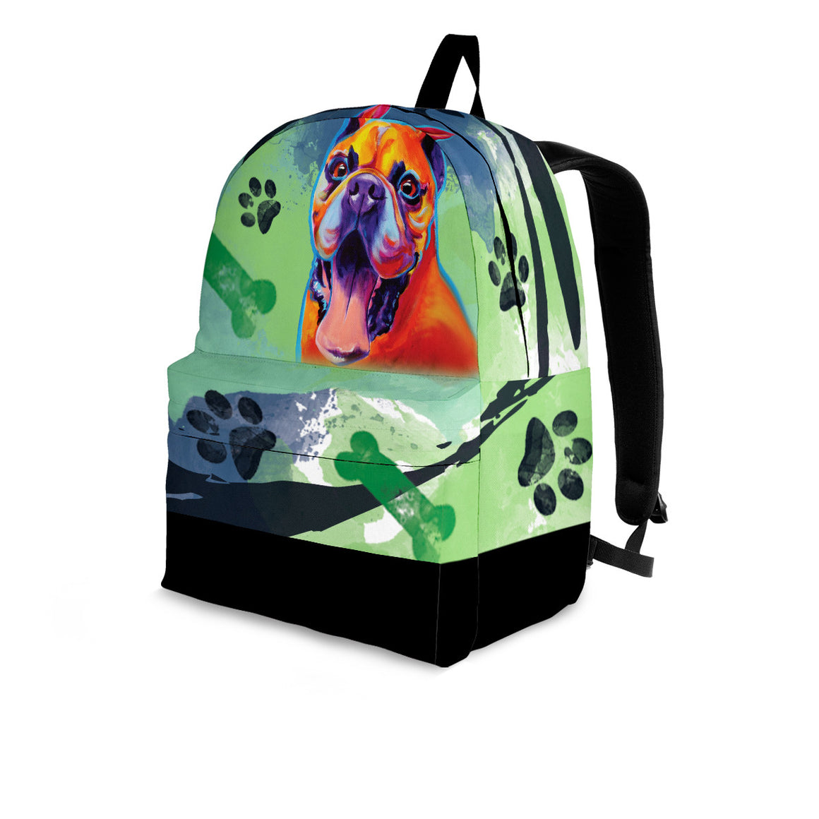 French Bulldog II Premium Backpack