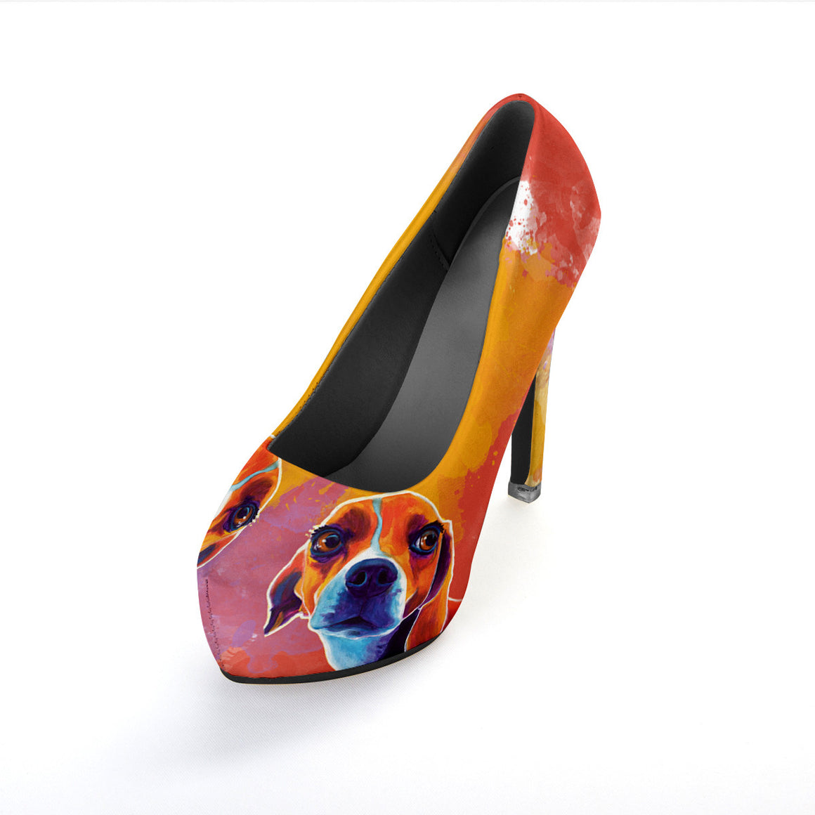 Beagle II High Heels