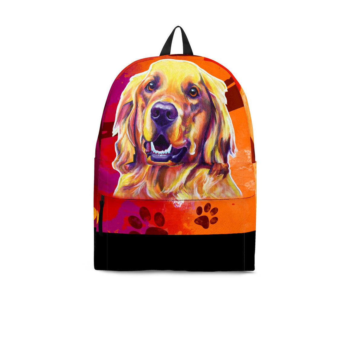 Golden Retriever II Premium Backpack