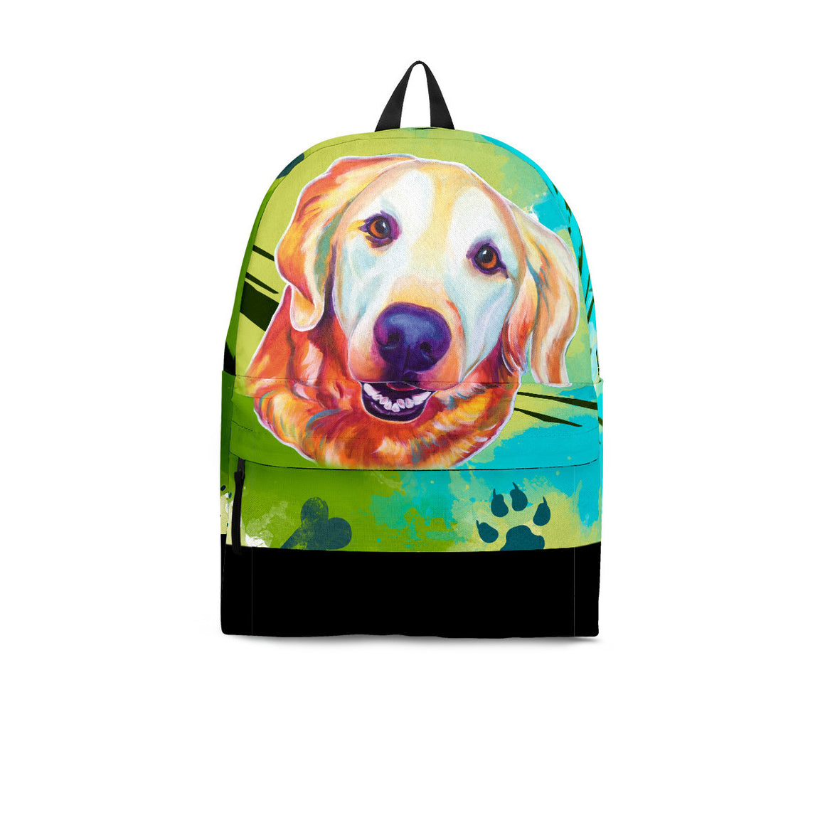 Golden Retriever Premium Backpack