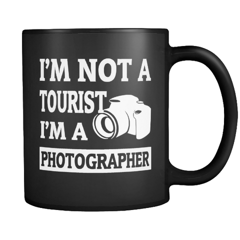 Coffee Mug - I'm Not A Tourist