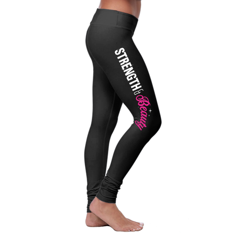 Strength and Beauty Leggings