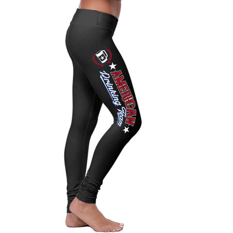 American Drinking Team Cotton Leggings