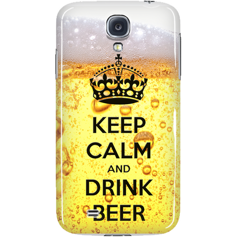 Keep Calm & Drink Beer (Phone Case) - Teeternal - 1