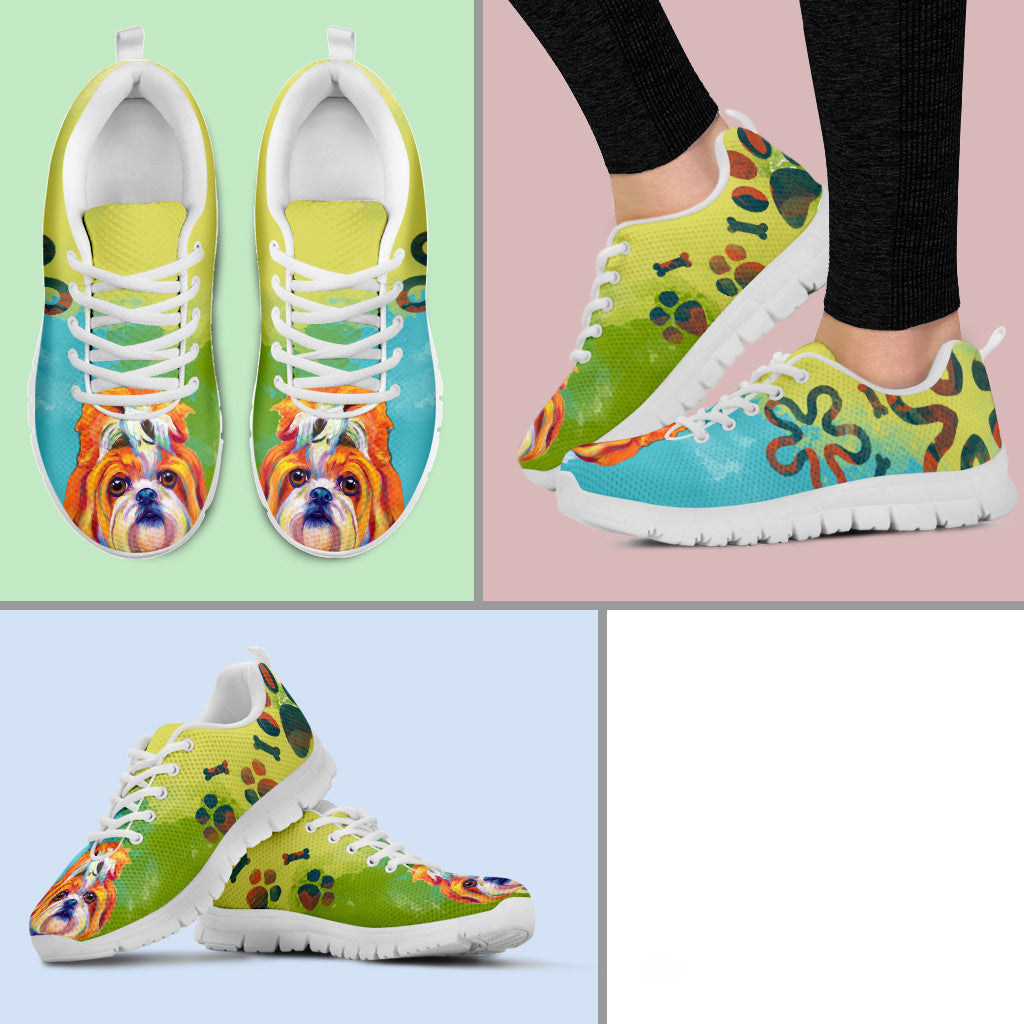 Shih Tzu Running Shoes