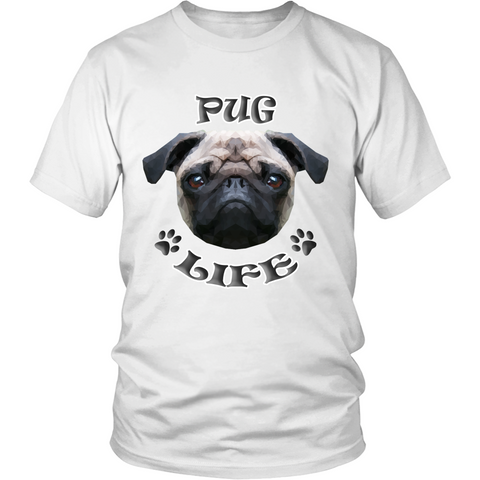 Pug Life (T-Shirt) - Teeternal - 1