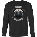 Pug Life (T-Shirt) - Teeternal - 3