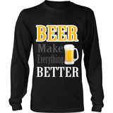 Beer Make Everything Better (T-shirt) - Teeternal - 2