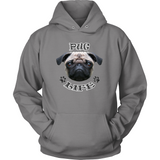 Pug Life (T-Shirt) - Teeternal - 5