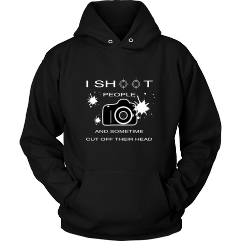 Hoodie - I Shoot People