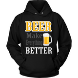 Beer Make Everything Better (T-shirt) - Teeternal - 3