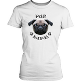Pug Life (T-Shirt) - Teeternal - 7